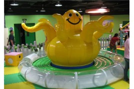 Kids carousal for indoor playground
