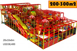 Indoor Playground Family Fun Play Area
