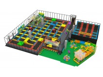 Children Like Trampoline Park for Its Exciting Activities