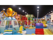Indoor Play Equipment is Good Gifts for Children