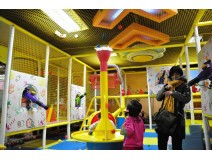 Indoor Playground is a Wonderful Place for Kids