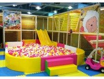 Indoor Playground-You Are Worth Having It
