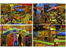 Kids Indoor playground maintenance and cleaning