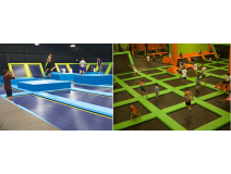 The Top Aim of a Trampoline Park Is to Make Children Healthy