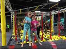 Trampoline Park Can Prevent or Reduce the Symptoms of Obesity