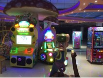 Treat Naughty Kid With Indoor Playground