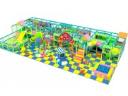 Indoor playground equipment to Greece