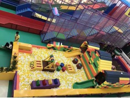 Photo gallery of Indoor kids playground equipment in Summer