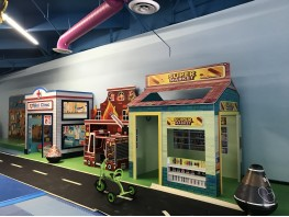 Indoor playground project in Las Vegas